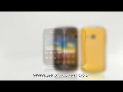 How to root Samsung Galaxy Mini 2 - Rooting Samsung Galaxy Mini 2