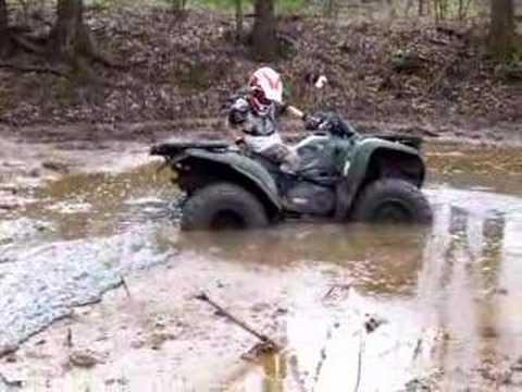 shorty mud bogging