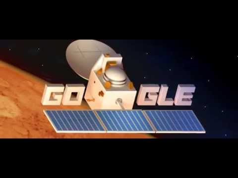1 Month Anniversary of Mangalyaan Entering Mars' Orbit