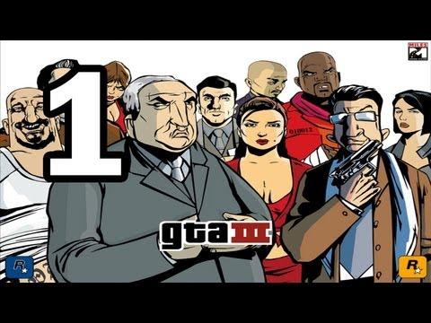 GTA 3 - 1 серия: Добро пожаловать в Либерти-сити