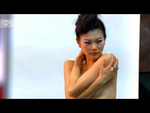 Sexy Issue Photo Shoot ft Patti Zhao + DuPreez Strauss for FashionTV Magazine 2011 - Embrace | FTV