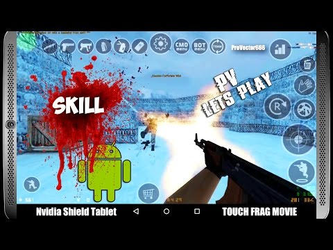 Counter-Strike 1.6 на Android (TOUCH FRAG MOVIE)
