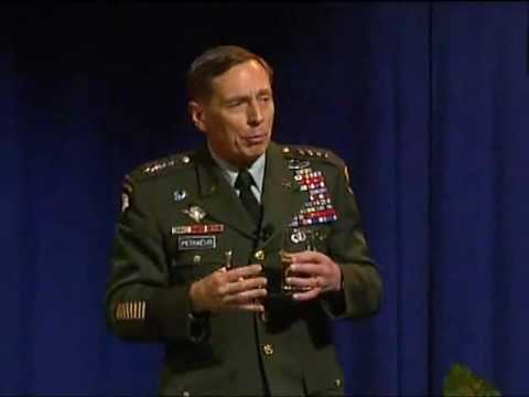 A Conversation with Gen. David Petraeus
