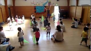 2014/7/8 子育て支援事業『遊び体験ランドVol 3』