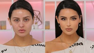 Full Coverage NO FOUNDATION FLAWLESS Makeup!