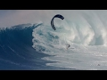 Big Wave Kiteboarding at Jaws | In the Zone