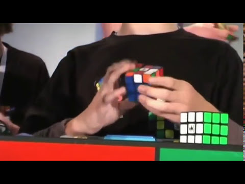 Feliks Zemdegs Exclusive Interview - Rubik's Cube record holder