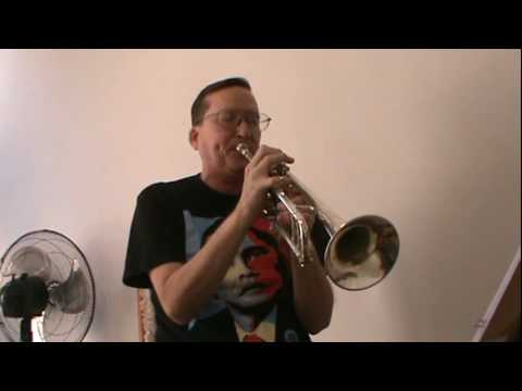 Children of Sanchez Theme - by Chuck Mangione, on Solo Trumpet