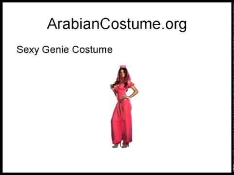 Arabian Costume: SEXY & Dashing Arabian Costumes