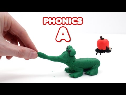 Phonics - The Letter A (short sound) | Phonics for Kids | Reading for Kids | Phonics Song