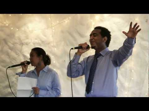New Tigrigna Mezmur By Mussie And Rahel  2-nd Year Anniversary Berea Church Bergen. video