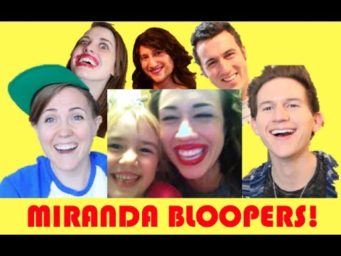 MIRANDA COLLAB BLOOPERS!