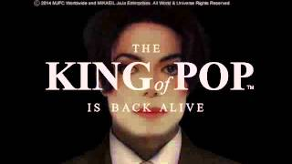 KING of POP is Back Alive !