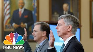 Watch: Trump Impeachment Hearings (Day 1) | NBC News