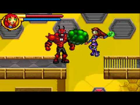 Lets Play Teen Titans (GBA) Part 10