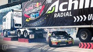 Red Bull Drift Shifters Gets Tuerck'd: Tuerck'd New Zealand!