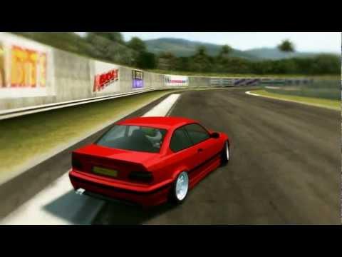 LFS - BMW E36 M3 S50B30 [1080p]