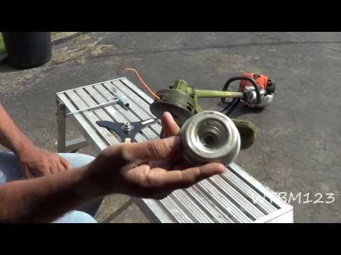 STIHL TRIMMER-WEED EATER REPAIR: Stihl Carburetor Repair-replacement