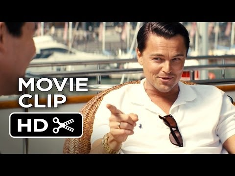 The Wolf Of Wall Street Movie Clip Bribe 2013 Leonardo ...