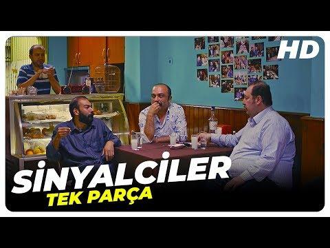 Sinyalciler - Türk Filmi  (Full HD)