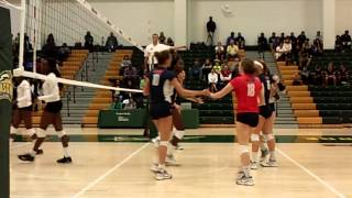 Highlights from #UDVB's 3-0 Win at George Mason
