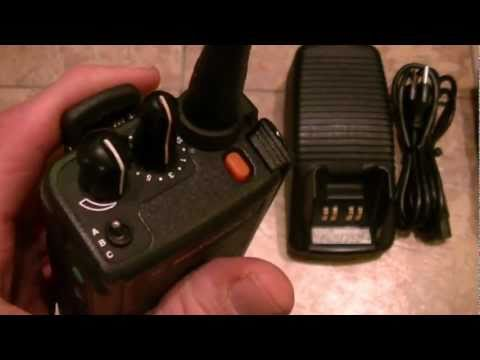 Motorola HT1000 VHF Total Radio Package - SOLD!