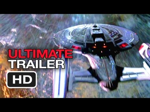 Star Trek Ultimate Saga Trailer - The Complete Film Series 1-12 HD Movie Star Trek Into Darkness