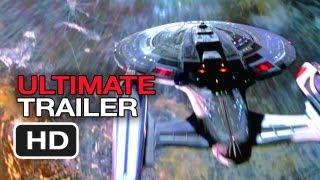 Star Trek Ultimate Saga Trailer - The Complete Film Series 1-12 HD Movie Star Trek Into Darkness