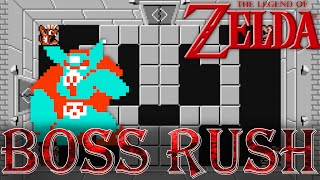 The Legend of Zelda - Boss Rush (All Boss Fights)