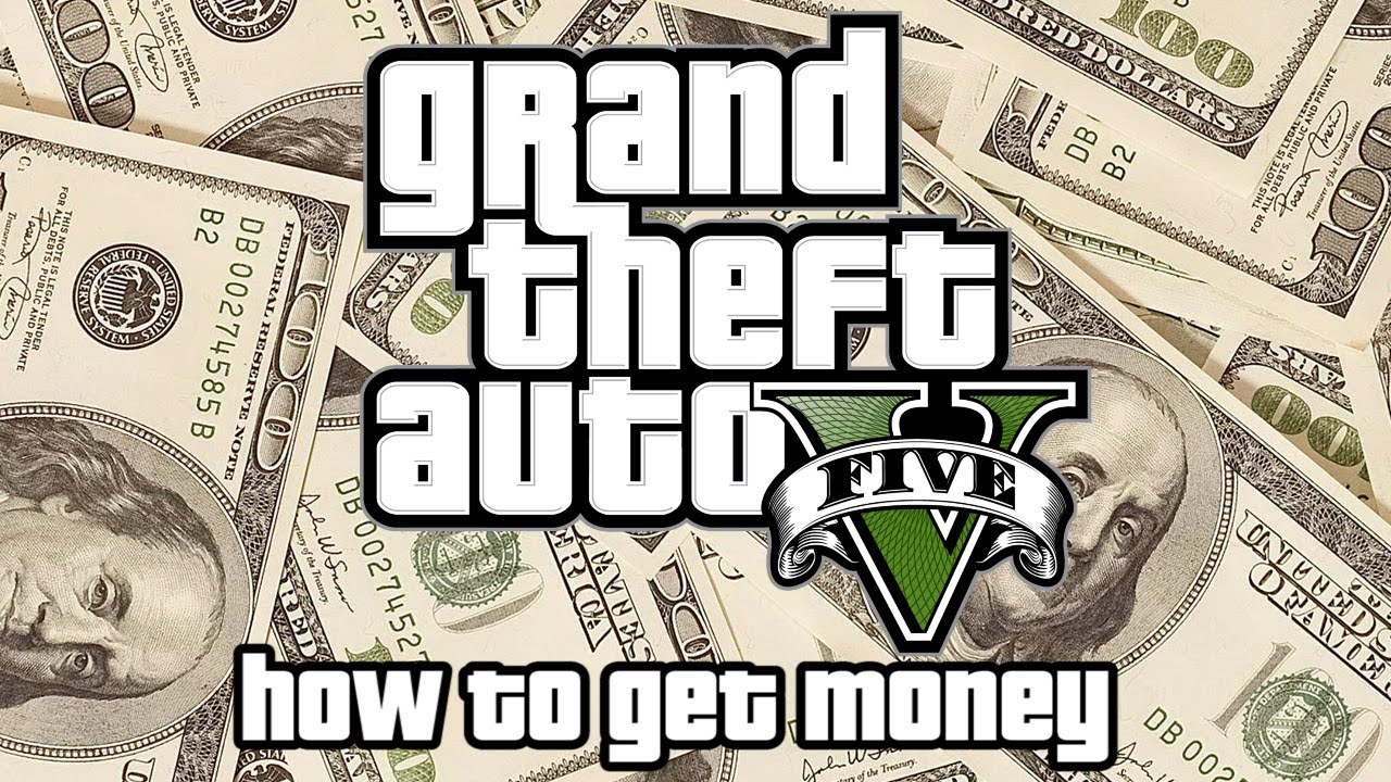 how to get money in gta