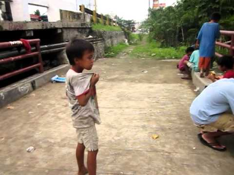 818 Ministry -- street children