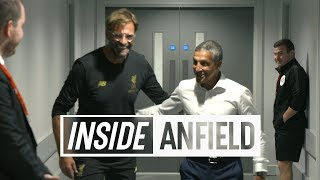 Inside Anfield: Liverpool 1-0 Brighton | Behind-the-scenes TUNNEL CAM