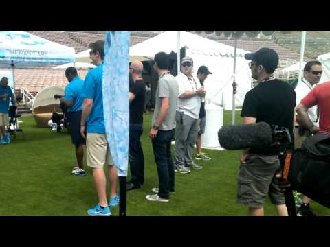 2013 NFL Rookie Premiere Tour at Rose Bowl