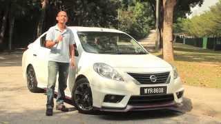 Nissan Almera Nismo - Roda Pusing Ringkas