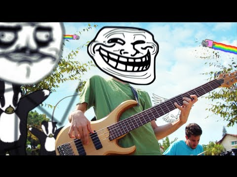 Thumbnail of video The GAG Quartet - le Internet Medley (OVER 40 MEMES IN ONE SONG)