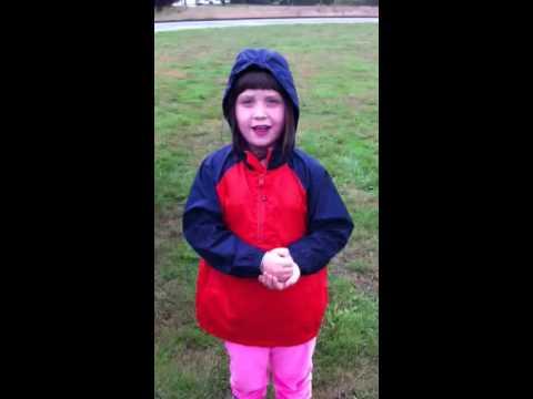 Corvallis Waldorf School Gnome Chant - 01/19/2014