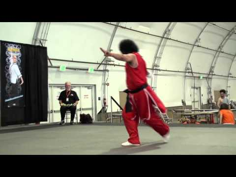 Kung Fu Short Weapons, over 40 adv division Image 1