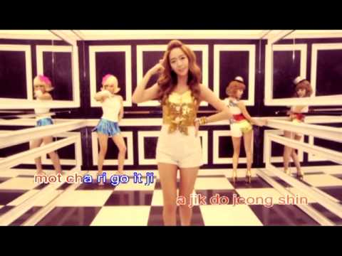 Snsd - Hoot(karaoke Version) video