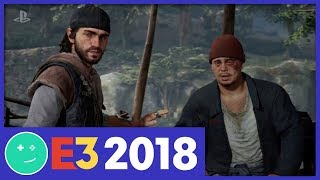 Days Gone: A Living World - Kinda Funny E3 2018