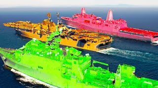 KWEBBELKOP vs. SLOGOMAN vs. JELLY! (World of Warships)