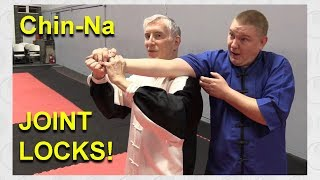 10 Ways to Break or Lock an Elbow - Chin-Na Joint Locks