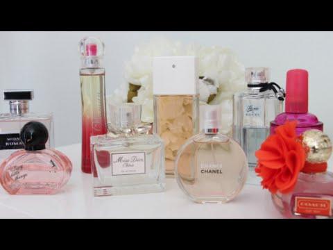 Colección De Perfumes