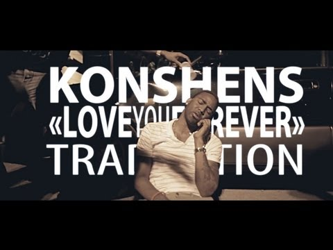 Konshens - Love You Forever (drunk Confessions) Vostfr video