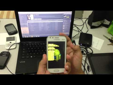 Hard reset Galaxy S Duos - GT-S7562