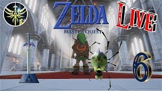 "The Legend of Zelda ""Ocarina of Time - MasterQuest"" #6 [LIVE, GERMAN]"