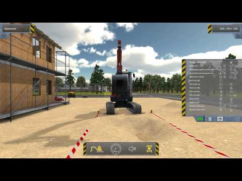 Construction Simulator 2012: Average Commentary w