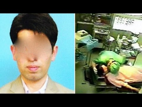 "Japanese ""Doctor"" Accused of Raping Dozens in Sleep"