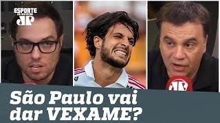 O São Paulo vai dar VEXAME e cair na 1ª fase do Paulistão? Veja DEBATE!