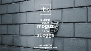 New Speak Showcase: Moguz , St. Eggs - TBS Radio