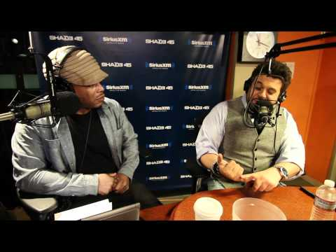 Adam Richman speaks on worst food he's ever had on #SwayInTheMorning